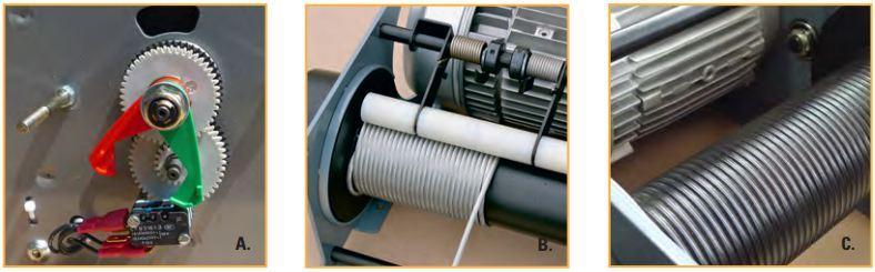 Treuils électriques - Treuil électrique Primo 150kg à 2t
