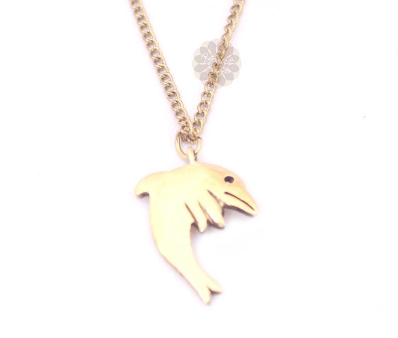 Dolphin pendant  -