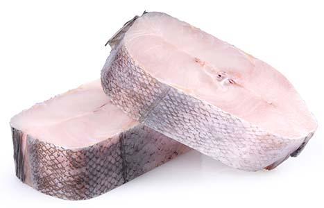 Pescada do Chile Posta 4L Cozer (Higienizado 6.3 Kg)-Brasmar