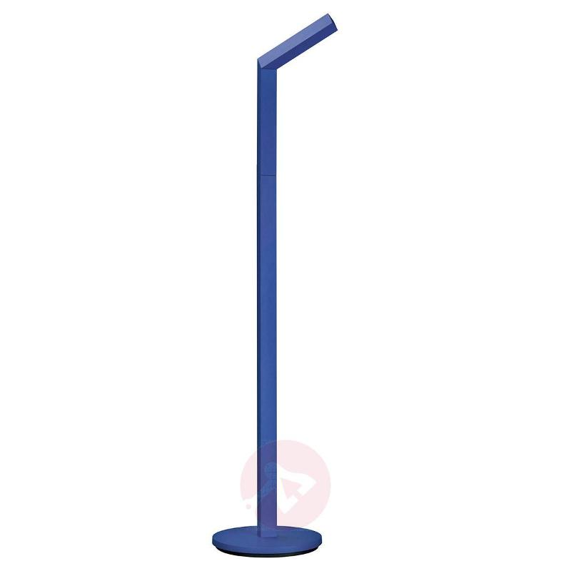 Blue LED floor lamp Nick-Knack - Floor Lamps