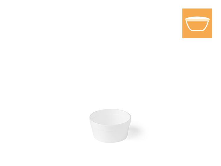 Soup cup EPS 12FC, 340 ml, non-laminated - Soup bowls
