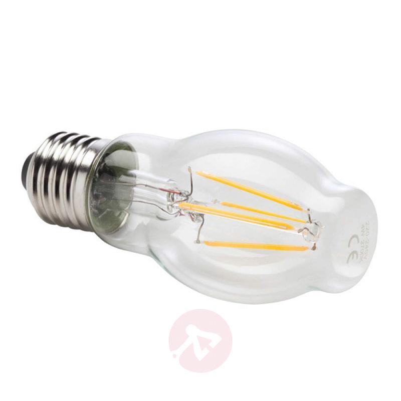 E27 6 W 827 LED filament bulb - light-bulbs