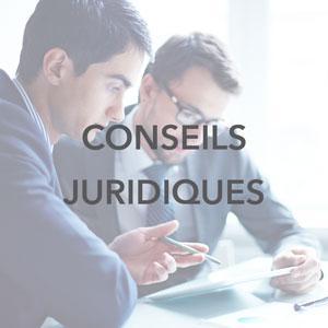 Conseils juridiques -