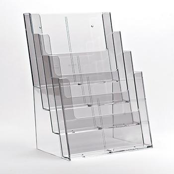 Standaard displays voor documenten - Taymar® gamma: brochurehouder: 4C230