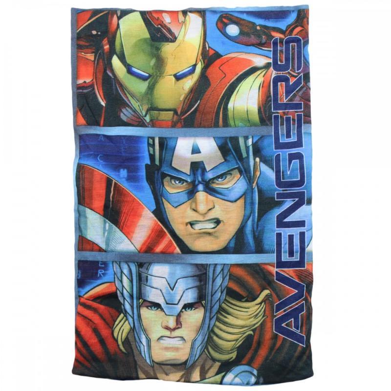 6x Cache-cou Avengers 62x24 - Bonnet Gant Echarpe