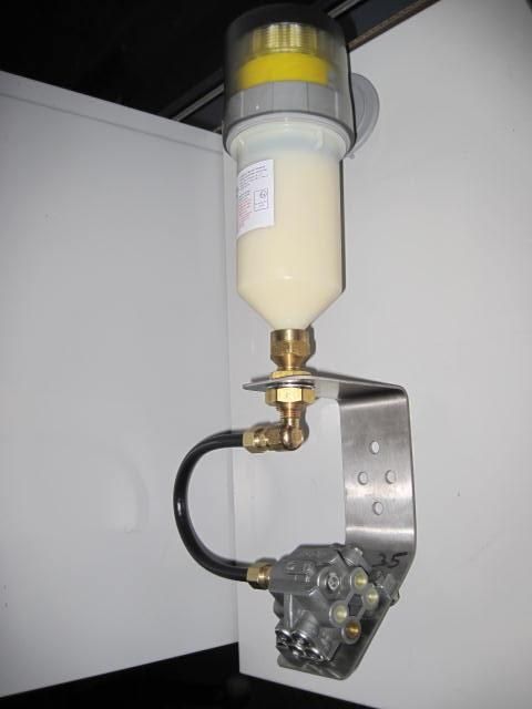 componentes del sistema de lubricación - Accesorios de Lubricadores automáticos