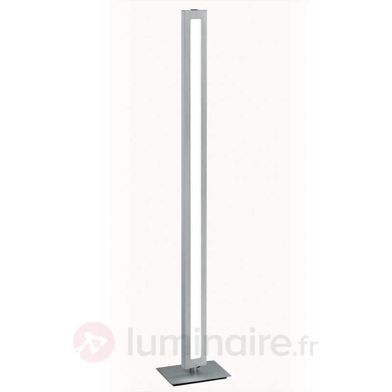 Lampadaire LED Silas au design épuré - Lampadaires LED