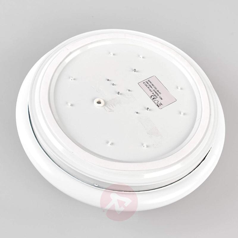 Simple LED bathroom ceiling lamp Selveta, 30 cm - Ceiling Lights
