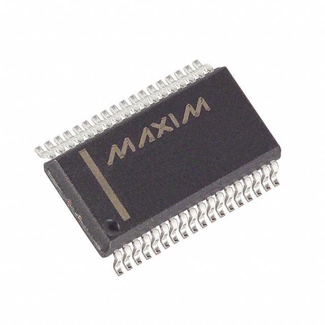 IC DRVR DSPL LED 36-SSOP - Maxim Integrated MAX6956AAX+