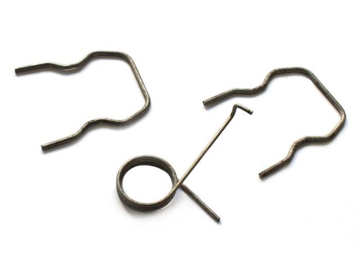 Steel Wire Forming Parts - Wireforms bending - Custom Steel Wire Formed Brackets,Clips,Hooks And Various Shapes Wireforms