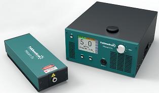 Mozart 1064 - Leistungsstarker DPSS single frequency Laser mit 1064 nm Wellenlänge