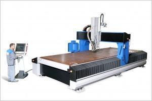 MECAPLUS 3 осевое фрезерное оборудование