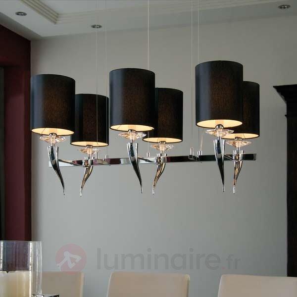 Suspension design LOVING ARMS à 6 lampes - Suspensions design