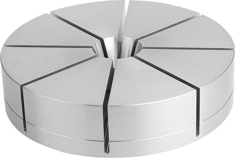 Pince de serrage pour bridage intérieur - Élément de serrage et de centrage