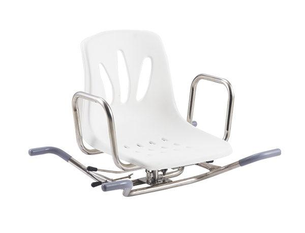 S.S. Rotating Shower Chair - JC-7810
