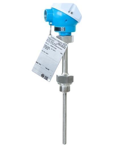 iTHERM ModuLine TM101 - Sonda de temperatura con RTD o termopar para una instalación directa
