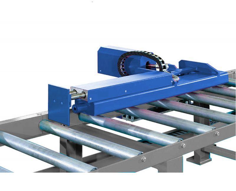 PD 1000 e – Motorischer Längenanschlag - PD 1000 e – Motorischer Längenanschlag