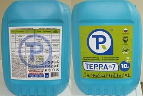 """Экономичный гуминовый стимулятор роста  """"ТЕРРА 7"""" - Повышает количество и качество урожая, снимает стресс при обработке пестицидами"""