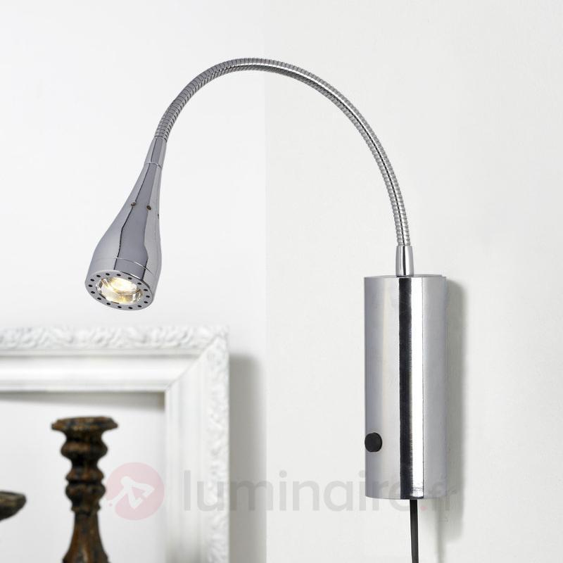 Applique LED Mento avec bras souple - Appliques LED