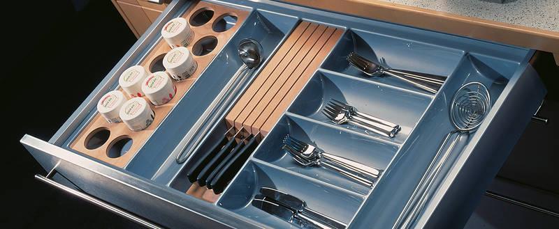 VARIO Spacious - Vario 500/60 silver 07 high gloss
