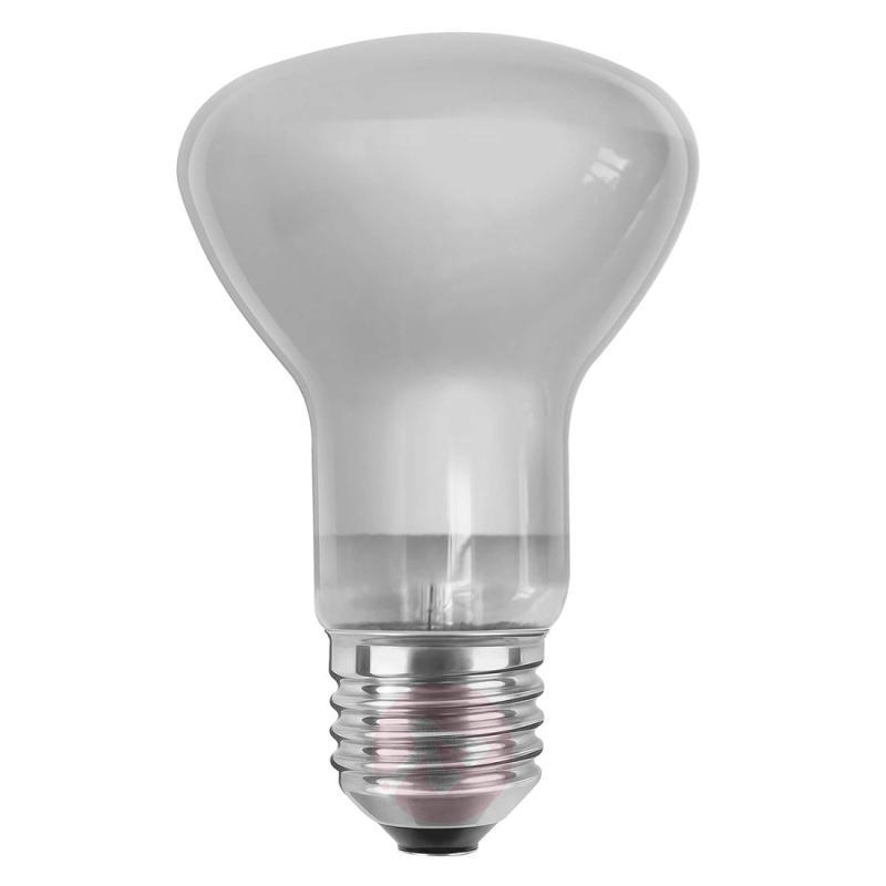 E27 4W R63 LED reflector lamp, dimmable - light-bulbs