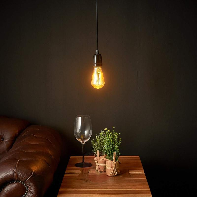 Classic - an LED hanging light with pizazz - Pendant Lighting
