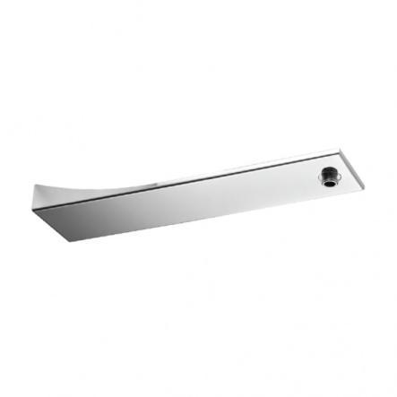 Braccio doccia piatto L. 400 mm - Braccidocciainox / ART.6558