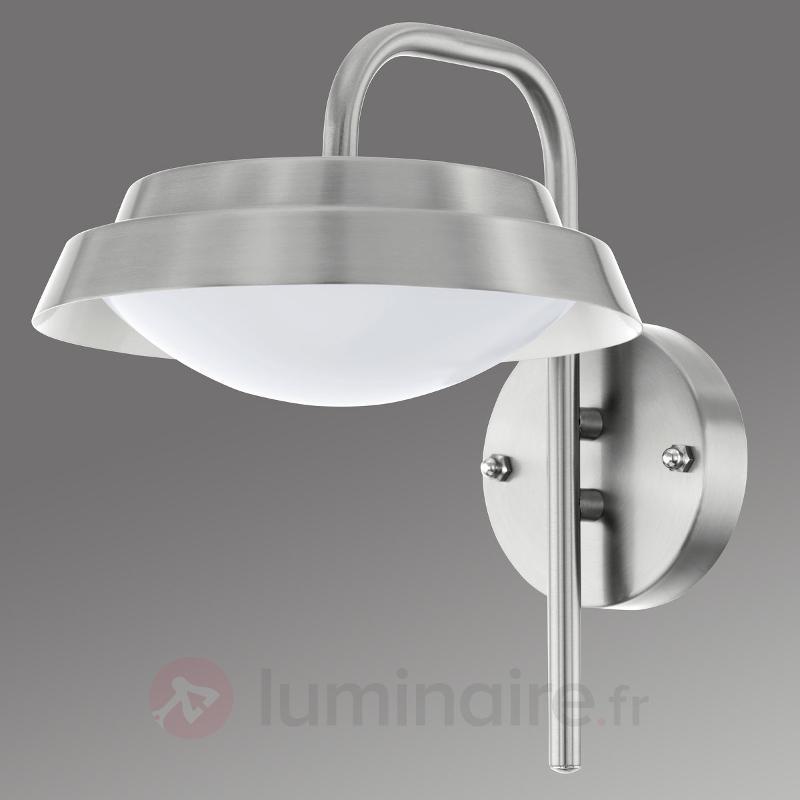 Attrayante applique LED Ariolla pr extérieur - Appliques d'extérieur inox