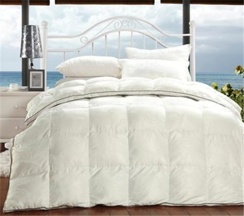 100% cotton feather quilt - TL-35