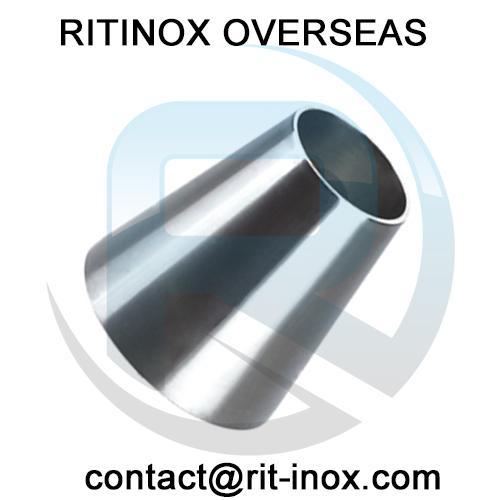 Titanium Gr 2 Concentric Reducer -