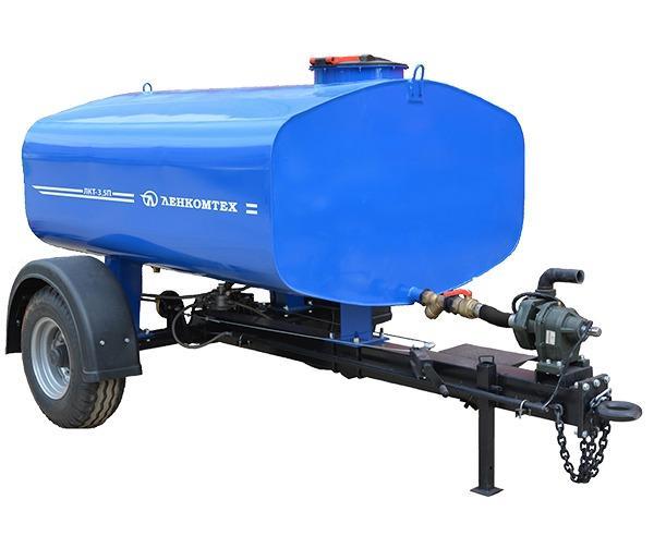 Sprinkler semi-trailer LKT-P -