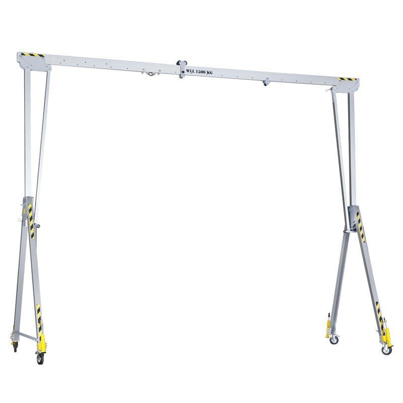 Aluminium gantry crane RAPK - Aluminium gantry cranes