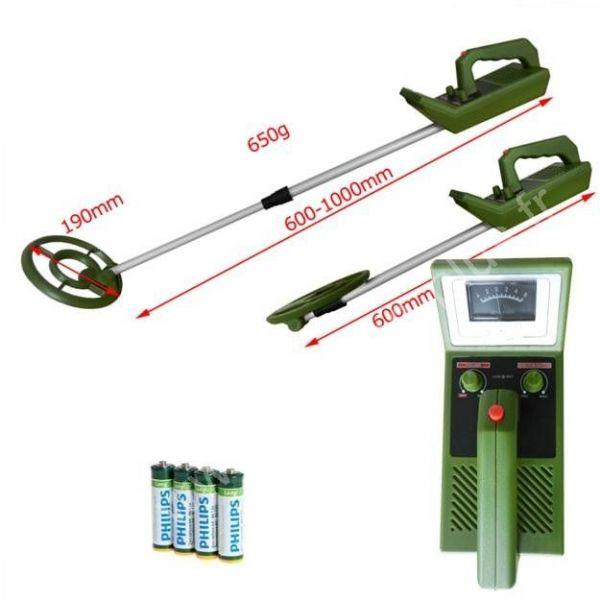 Détecteur de métaux MLP.DM05 - Détecteurs de métaux