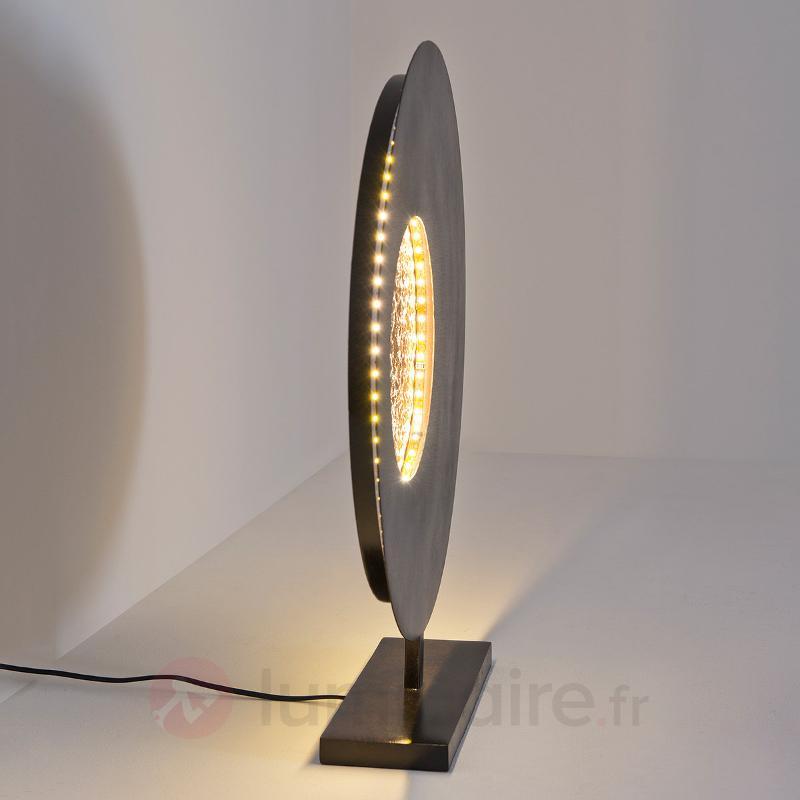 Lampe à poser LED originale Planète - Lampes à poser designs