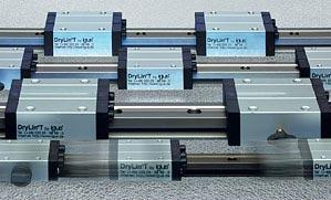 Linear guide systems