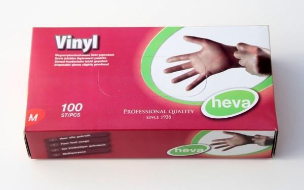 Windowsqueegees + washers - VINYL / 100pcs