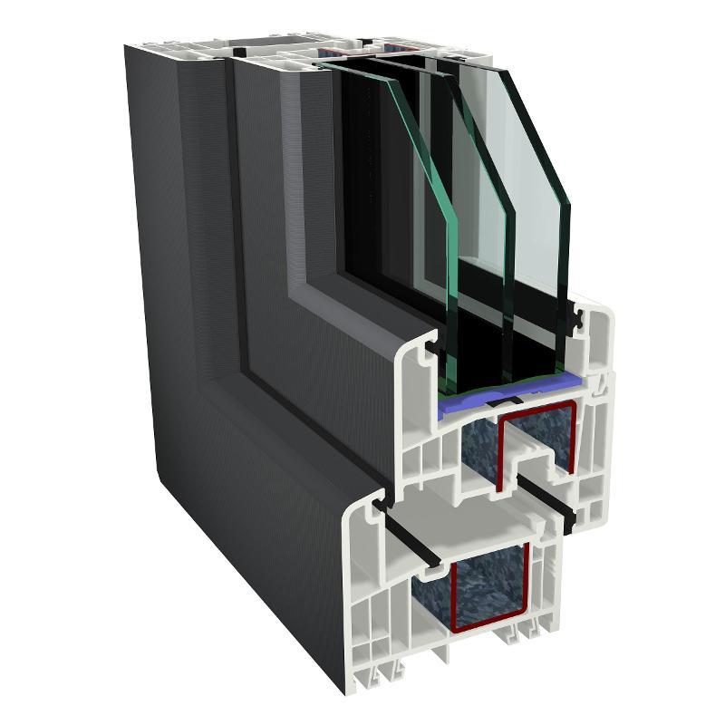 pvc-windows gealan s9000 - pvc-joinery