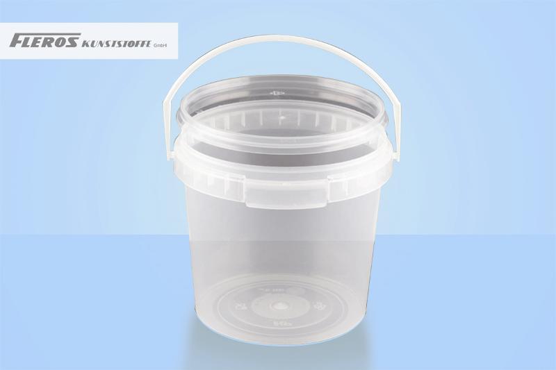 Round buckets - FK-R 1.100 bucket, round, PP
