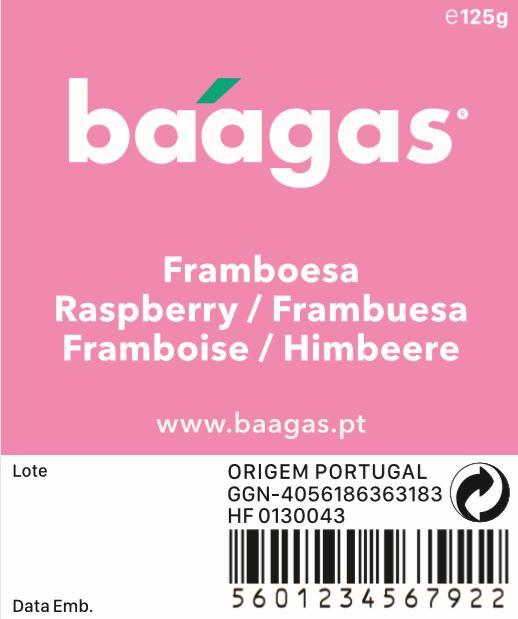 raspberries Framboesa - berries baagas