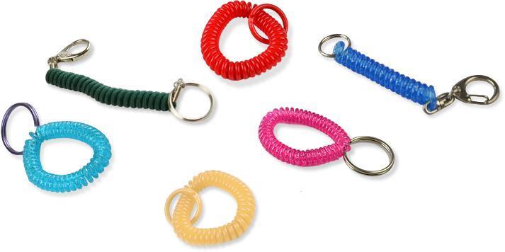 PVC / PU Bahar - Farklı boyut ve renklerde mevcuttur