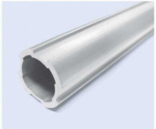 Aluminium-Rundrohrprofil 28 mm