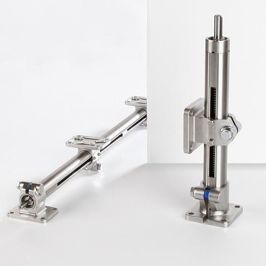 E-II stainless - Single tube linear actuator