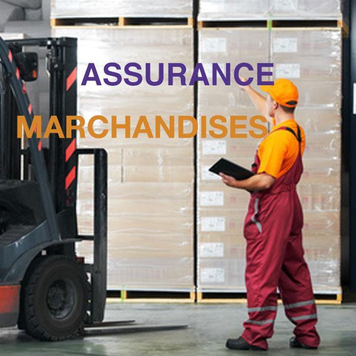 Assurances marchandises - Assurances marchandises transportées