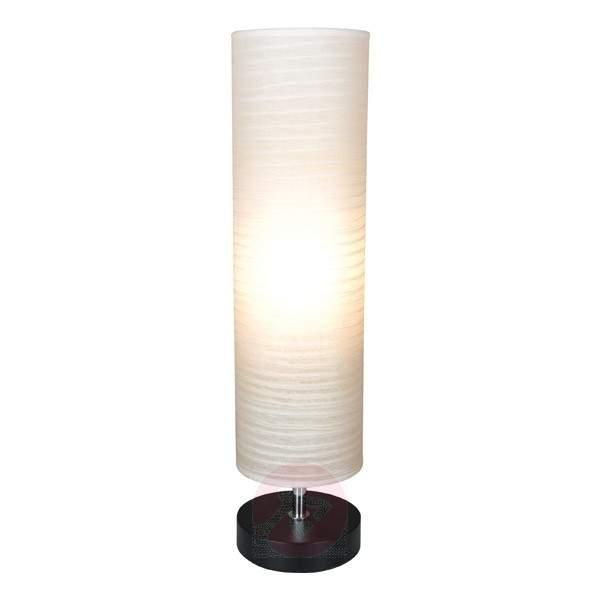 Cylindrical table lamp Classica - Window Sill Lights