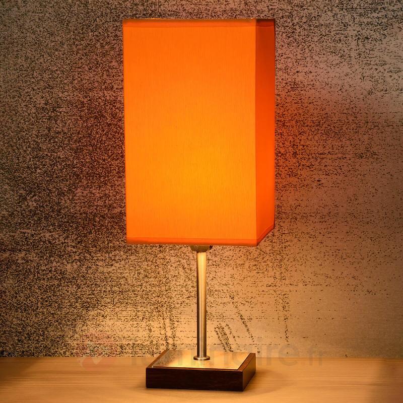 Captivante lampe à poser Duna Touch - Lampes de chevet