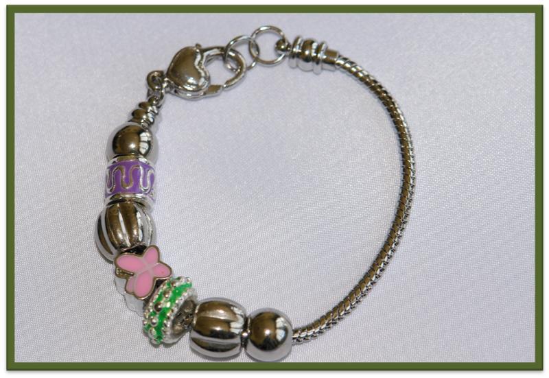 Bracelets - Yéléna