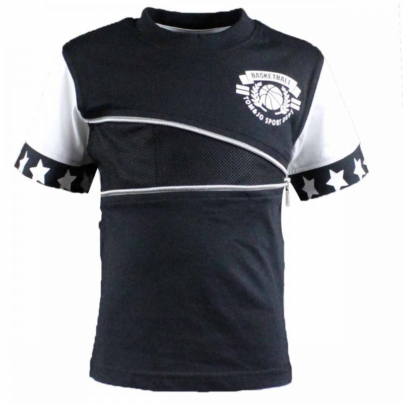 12x Sweats short Tom Jo du 2 au 12 ans - T-shirt et polo manches courtes