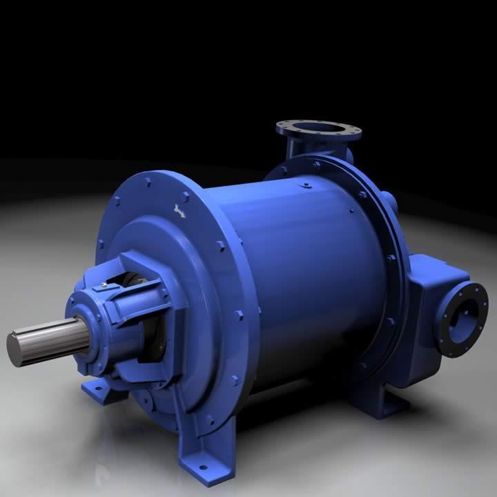 Liquid Ring Vacuum Pumps - Vectra GL / XL Vacuum Pumps