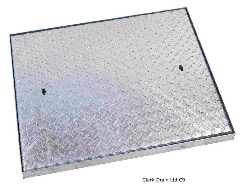 Manhole Cover - C9BG
