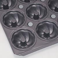 Trays for little Pastries - Cake-Flan-Tart Moulds